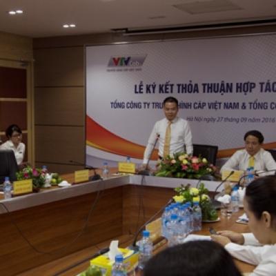 VTVcab và Vietnam Post kí thỏa thuận hợp tác chiến lược