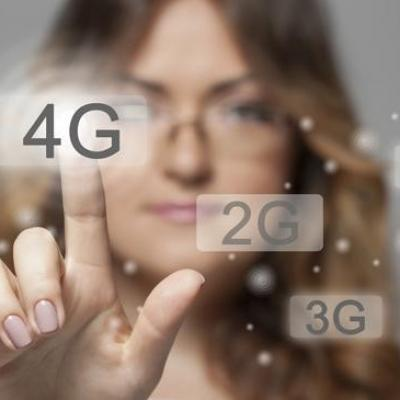 In 61 countries, 1.2 billion people have connected to 4G